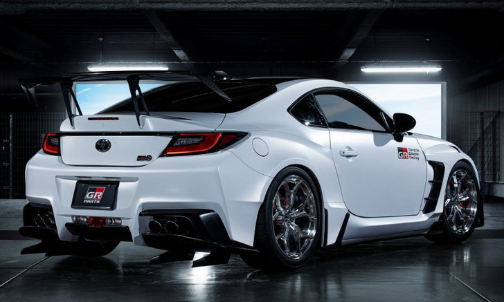 Toyota GR 86 2022 ใหม่ พร้อมชุดแต่งจาก Gazoo Racing เผยโฉมแล้ว
