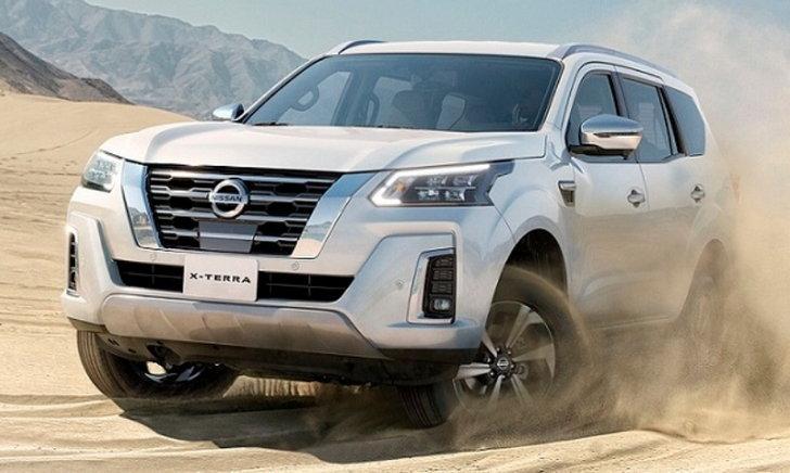 ยลโฉม Nissan Terra 2021 ไมเนอร์เชนจ์ใหม่ก่อนเปิดตัวจริงในไทย 19 สิงหาคมนี้