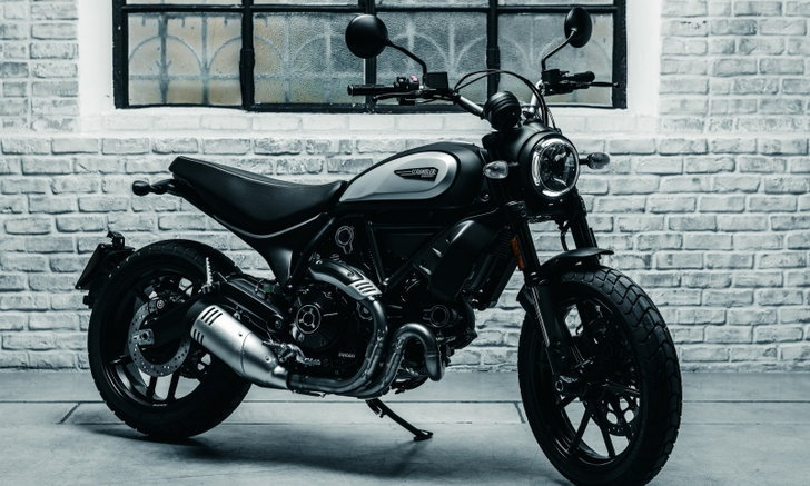 Ducati Scrambler Icon Dark 2022 ใหม่ เคาะราคาในไทย 349,000 บาท