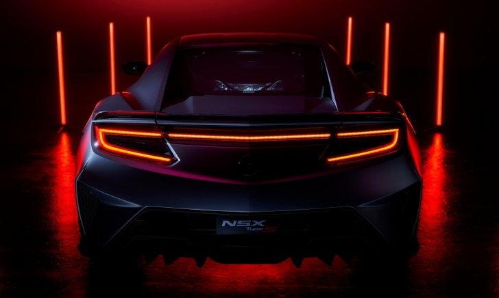 เผยทีเซอร์ Honda NSX Type S 2022 ใหม่ รุ่นพิเศษจำกัดเพียง 350 คันเท่านั้น