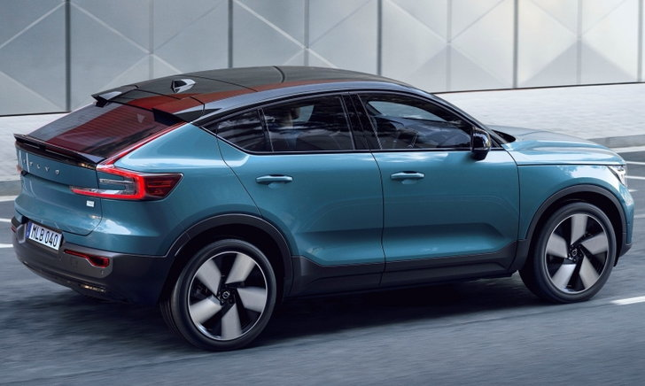 Volvo C40 Recharge 2022 ใหม่ คูเป้เอสยูวีขุมพลังไฟฟ้าเปิดรับจองแล้วที่ยุโรป