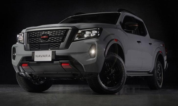 Nissan Navara โฉมไมเนอร์เชนจ์