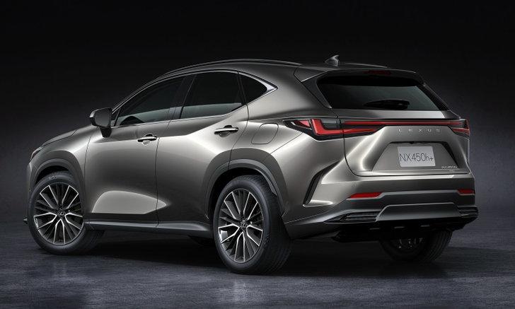 All-new Lexus NX 2022 ใหม่ เอสยูวีหรูไซส์เล็กเจเนอเรชั่นใหม่เปิดตัวแล้ว