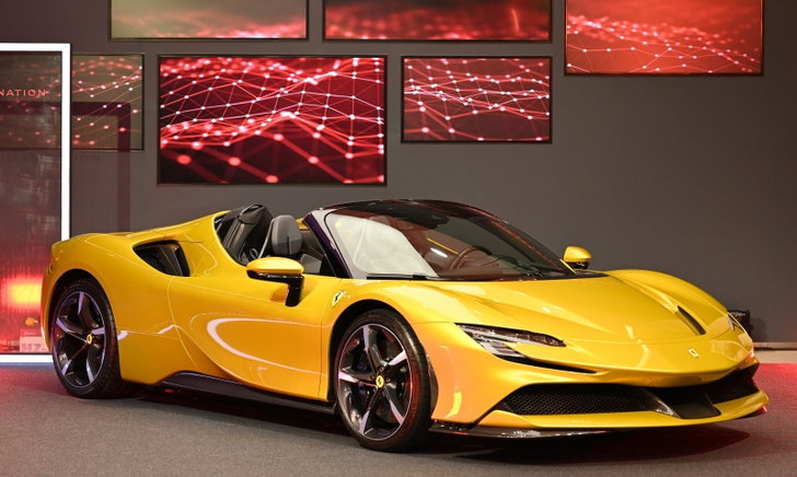 Ferrari SF90 Stradale 2021 ใหม่ ขุมพลังไฮบริด 1,000 แรงม้า ราคา 44,900,000 บาทในไทย