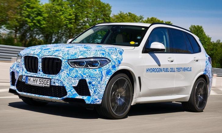 BMW i Hydrogen NEXT ขุมพลังไฮโดรเจนเตรียมวางจำหน่ายจริงปี 2022 นี้