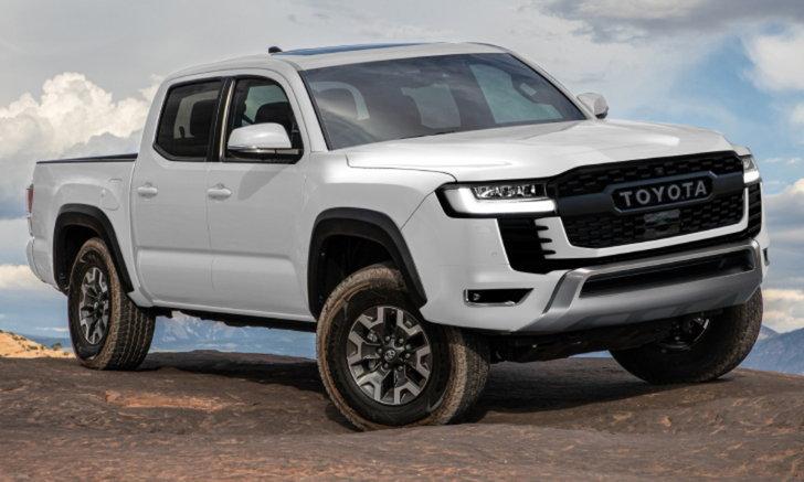 ภาพร่าง Toyota Hilux TRD 2024 ใหม่ ถ้าออกมาแบบนี้จริงจะซื้อไหม?