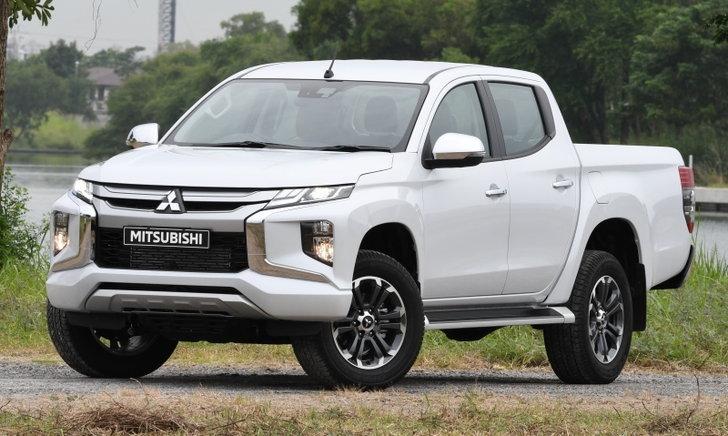 "Mitsubishi Triton เจเนอเรชันถัดไปจะมีเครื่องยนต์ ""ปลั๊กอินไฮบริด"" คาดเปิดตัวปี 2023 นี้"