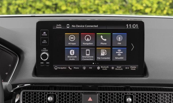 Honda จ่อใช้ระบบปฏิบัติการ Android Automotive ในรถทุกรุ่นตั้งแต่ปี 2022