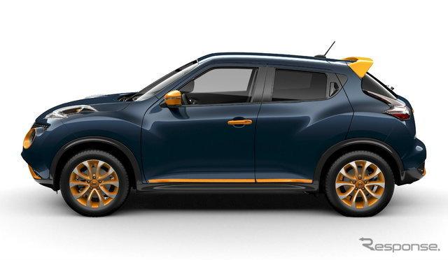 เจ๋ง! Nissan Juke เปิดให้ลูกค้าเลือกแต่งสีตัวรถได้ความต้องการ