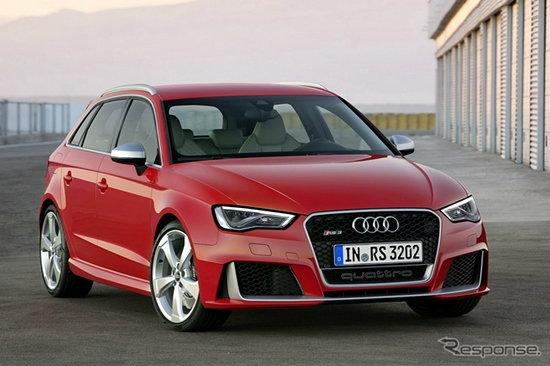 Audi RS3 Sportback ใหม่ เปิดตัวแล้ว พร้อมขุมพลัง 367 แรงม้า