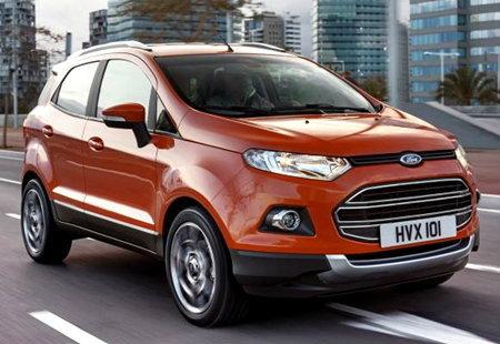 ราคารถใหม่ Ford ในตลาดรถยนต์ประจำเดือนมกราคม 2558