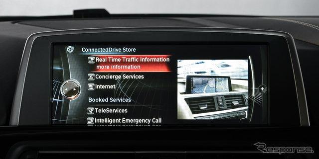BMW เผยโฉม 'BMW Connected Drive Store' เพิ่มฟังก์ชั่นซื้อแอพพลิเคชั่นผ่านจอ iDrive