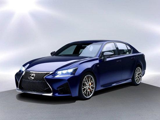 'Lexus GS F' ซีดานหรูขุมพลังโหด 467 แรงม้า