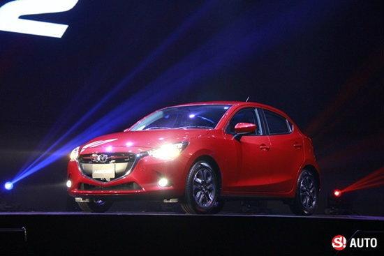 Mazda 2 SKYACTIV ใหม่ เปิดตัวแล้วอย่างเป็นทางการ เคาะเริ่ม 6.75 แสนบาท