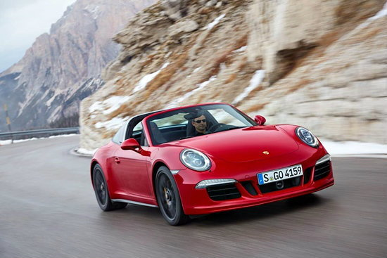 Porsche 911 Targa 4 GTS เปิดตัวแล้วที่สหรัฐฯ สวยเด็ด แรงสะใจ