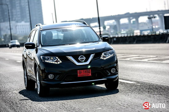 รีวิว Nissan X-Trail ใหม่ เอสยูวีคันเก่งสำหรับครอบครัว