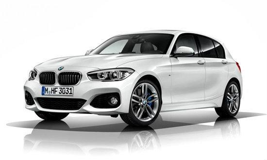BMW 1-Series ไมเนอร์เชนจ์เผยโฉมแล้ว ปรับหน้าตาดีกว่าเดิม