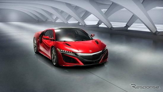 เตรียมเปิดตัว Honda NSX ของจริงที่งานมอเตอร์โชว์กรุงเจนีวา มี.ค.นี้
