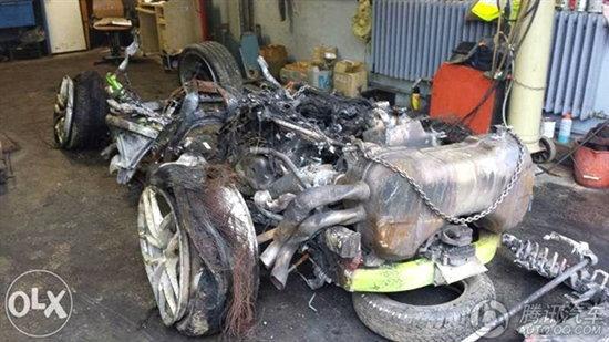 ยังขายได้! เจ้าของโพสซาก Lamborghini Huracan สภาพไม่เหลือชิ้นดีลงขายว่อนเน็ต