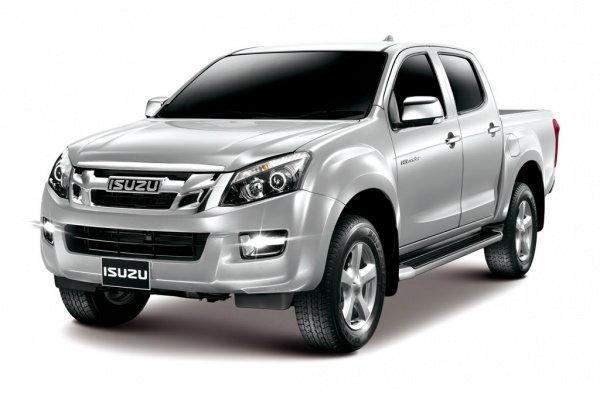 ราคารถใหม่ Isuzu ในตลาดรถประจำเดือนกุมภาพันธ์ 2558
