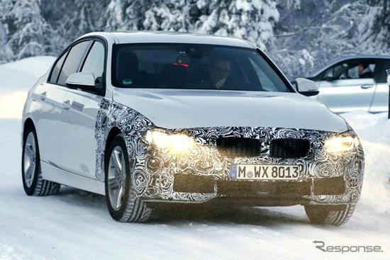 BMW ซีรี่ย์ 3 ไมเนอร์เชนจ์ใหม่ มาพร้อมเครื่องยนต์ดีเซล 3 สูบ