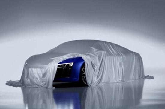 Audi R8 โฉมใหม่เผยภาพจริงแล้ว พร้อมไฟหน้าแบบเลเซอร์