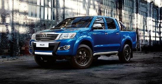 ยังไม่จบ! Toyota ปล่อยกระบะ Hilux Invincible X รุ่นพิเศษ เคาะเริ่ม 1.19 ล้านในอังกฤษ