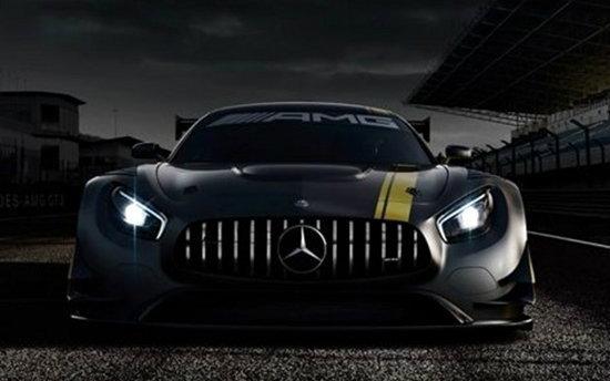 Mercedes-Benz เตรียมเผยโฉม Mercedes-AMG GT3 ที่งานเจนีวามอเตอร์โชว์