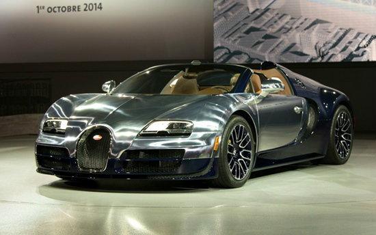 Bugatti Veyron ประกาศขายล็อตสุดท้ายหมดเรียบร้อยแล้ว