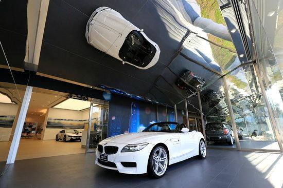 BMW ทำสถิติยอดขายรวมสูงถึง 8,386 คัน ในปี 2014 ที่ผ่านมา