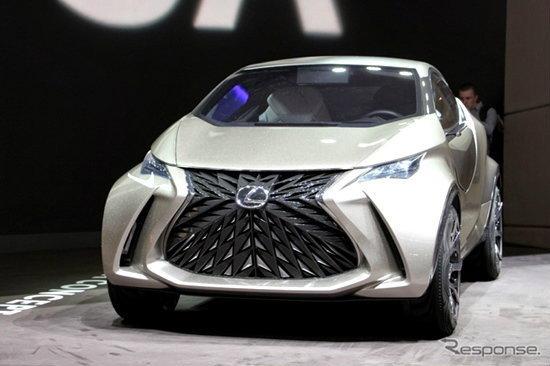 Lexus LF-SA ถูกเปิดตัวอย่างเป็นทางการแล้วที่กรุงเจนีวา