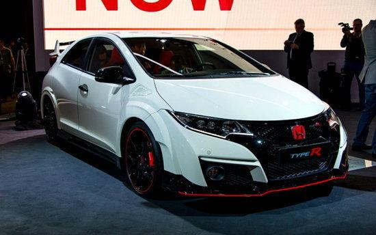 Honda Civic Type R ประกาศศักดารถขับหน้าแรงสุดบนสนามแข่ง Nurburgring
