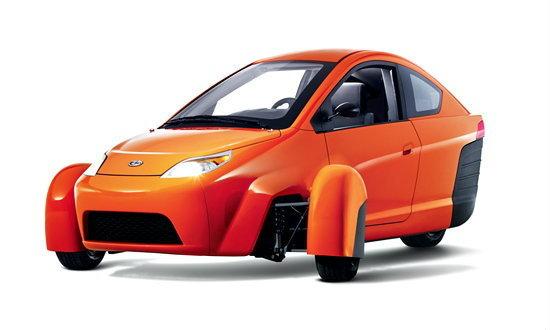 Elio เตรียมผลิต 'รถ 3 ล้อ' อ็อพชั่นครบ เริ่ม 2.2 แสนบาท
