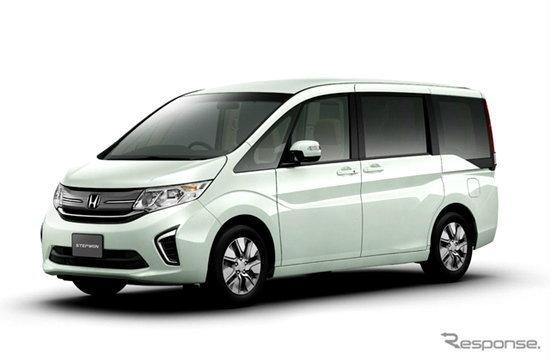 Honda Stepwgn โฉมใหม่มาแล้ว เตรียมจำหน่ายปลายเดือน เม.ย.นี้ที่ญี่ปุ่น