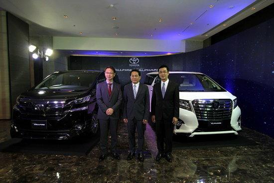 Toyota Alphard และ Vellfire เจเนอเรชั่นใหม่เปิดตัวแล้วในไทย เริ่ม 3.399 ล้านบาท