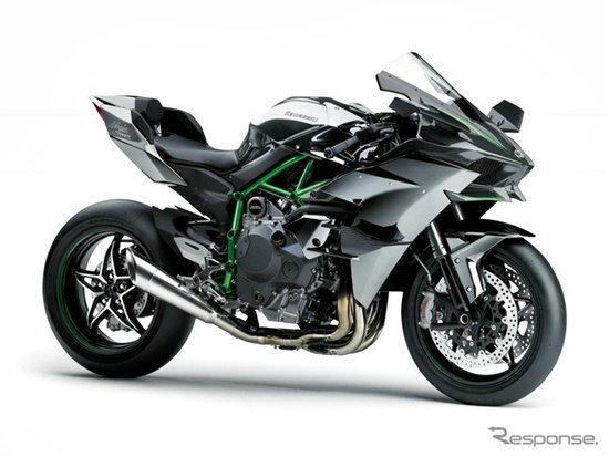 Kawasaki Ninja H2R ใหม่ เคาะราคา 1.46 ล้านบาทที่ญี่ปุ่น