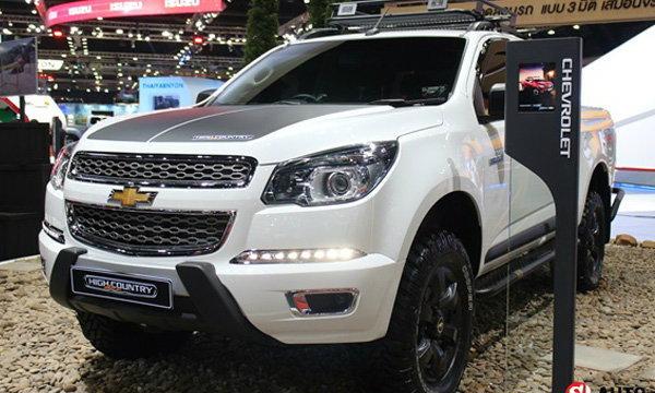 รถค่าย Chevrolet - Motor Show 2015