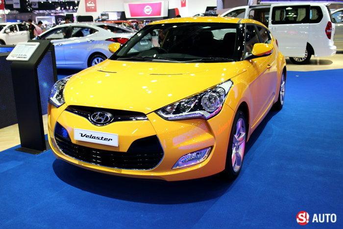 รถค่าย Hyundai - Motor Show 2015