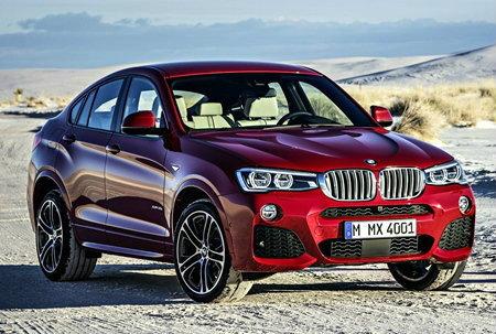 ราคารถใหม่ BMW ในตลาดรถยนต์ประจำเดือนเมษายน 2558