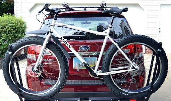 """ตร.เข้ม! รถติด""""แร็ก"""" ขนจักรยาน กลางวันติดธง-กลางคืน ติดสัญญานไฟ ให้ชัด"""