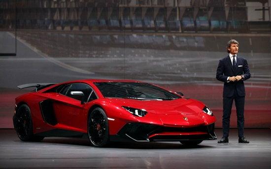 Lamborghini Aventador LP750-4 Superveloce กระทิงสุดโหดเปิดตัวแล้วที่เซี่ยงไฮ้