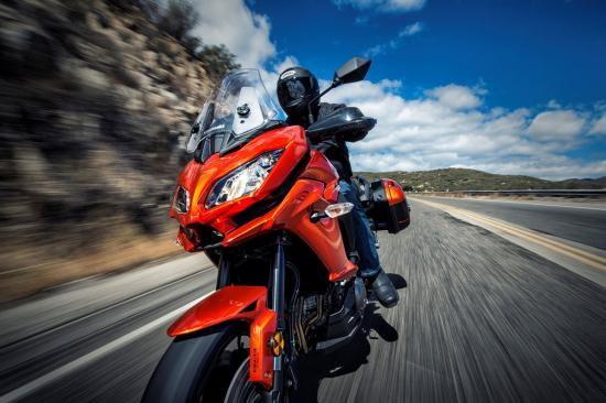 """2015 Kawasaki Versys 1000LT เดินหน้าลุย """"สายแข็ง"""" ส่งนินจาโย่งดวลคลาส """"แอดเวนเจอร์"""""""