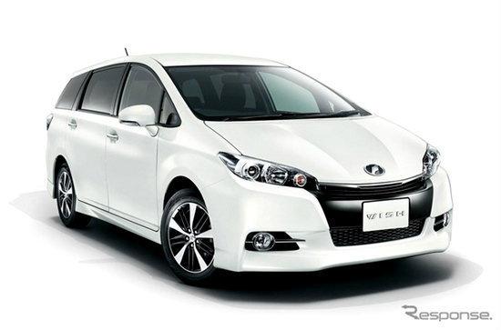 Toyota Wish 2015 ไมเนอร์เชนจ์ใหม่ เคาะเริ่ม 5.3 แสนบาท