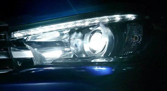 Toyota Hilux Revo 2015 ใหม่ เผยวีดีโอทีเซอร์อย่างเป็นทางการแล้ว