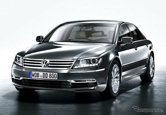 Volkswagen เผยสเป็คเครื่องยนต์ใหม่แบบ W12 ความจุ 6.0 ลิตรเทอร์โบแรงสะใจ 608 แรงม้า