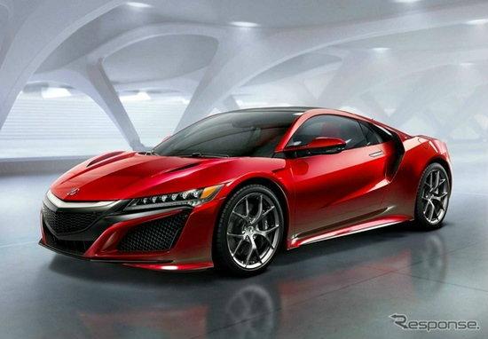 Acura คอนเฟิร์ม Honda NSX มาพร้อมเครื่องยนต์ 3.5 ลิตร V6 แน่นอน