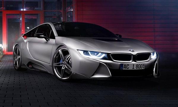 AC Schnitzer เผยโฉมชุดแต่ง BMW i8 หล่อสะใจ