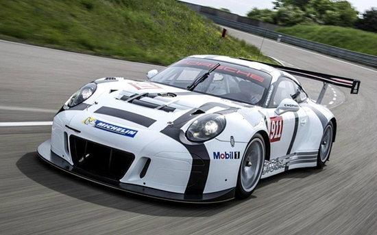 Porsche 911 GT3 R ตัวแรงสุดติ่งเผยโฉมแล้วในยุโรป