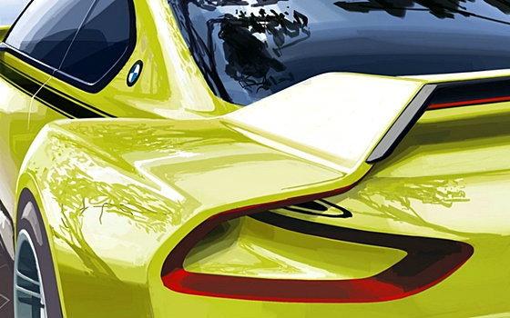 BMW เตรียมเปิดตัว 3.0 CSL Hommage ต่อยอดรถสปอร์ตระดับตำนาน