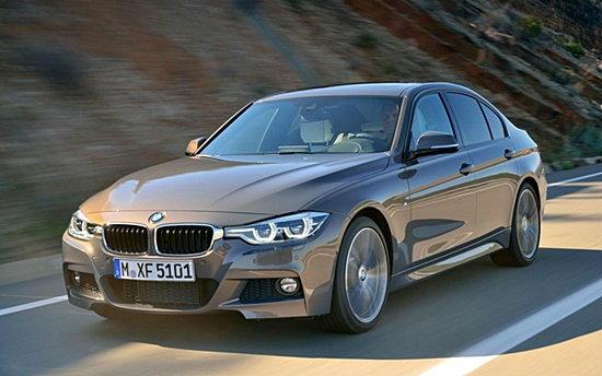 BMW เผยชุดแต่ง M Sport สำหรับ 3-Series ไมเนอร์เชนจ์ใหม่ล่าสุด